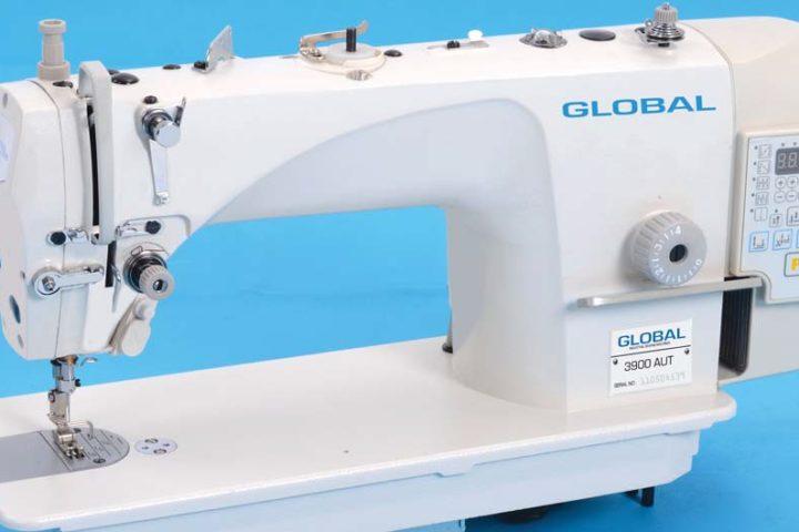 Одноигольные прямострочные швейные машины Global
